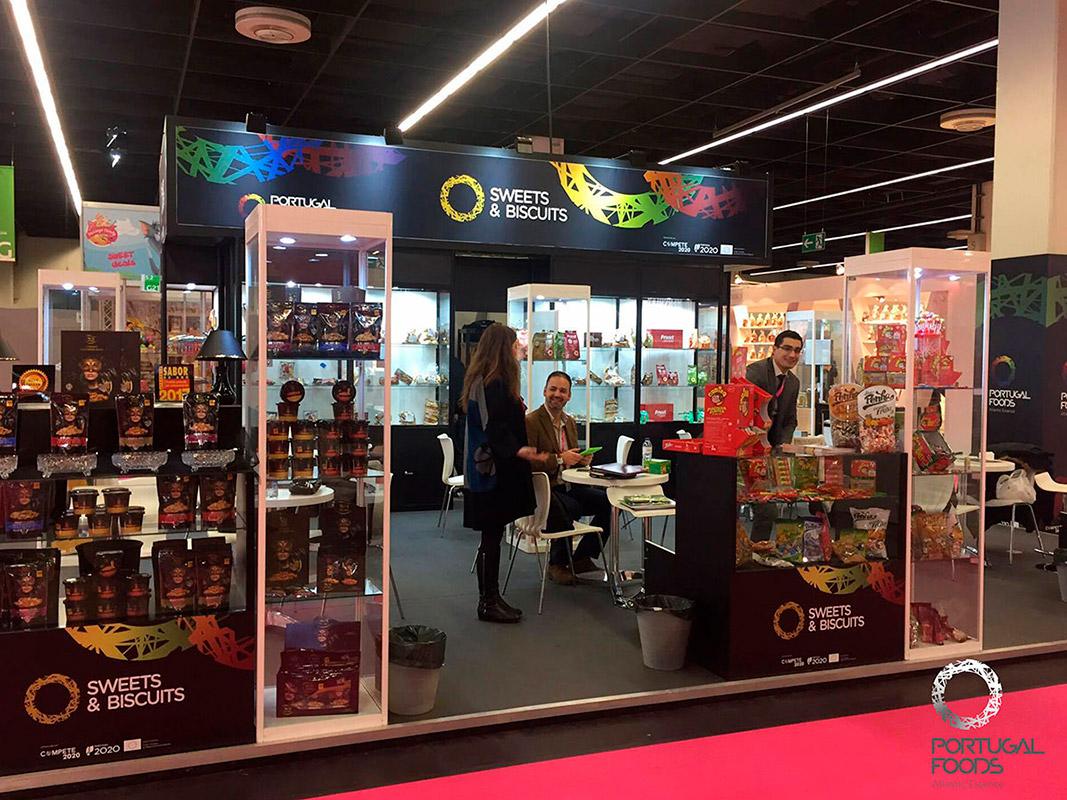 Portugal Foods Ações Presença institucional na Feira ISM 2017
