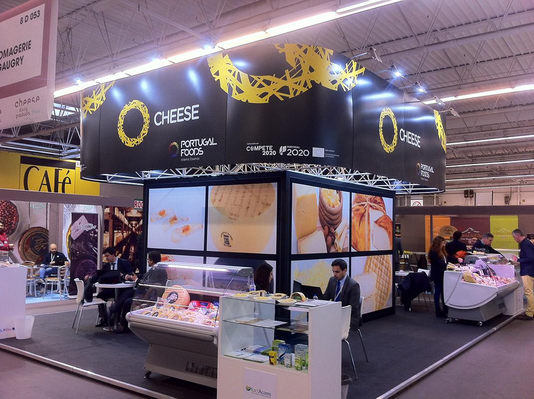 Portugal Foods Ações Presença institucional no Salon Du Fromage