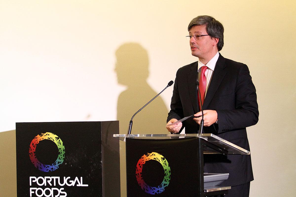 Portugal Foods Ações Sessão de apresentação do Projeto