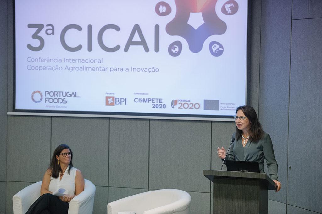 Portugal Foods Ações Conferência Internacional CICAI