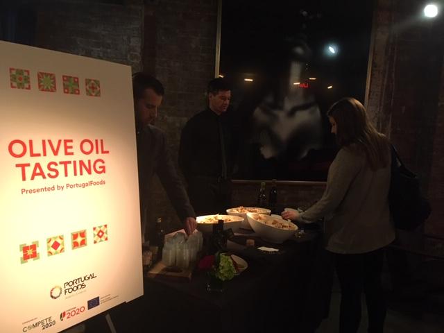Portugal Foods Ações Ação Promocional em Nova Iorque