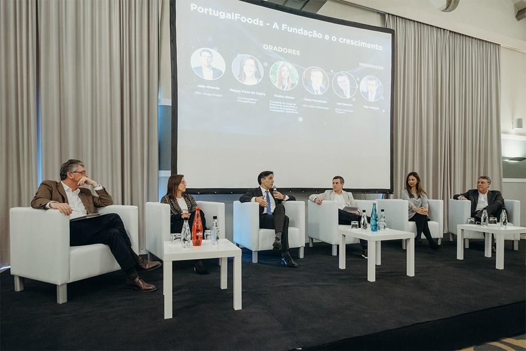 Portugal Foods Ações Sessão de apresentação da Estratégia de Internacionalização