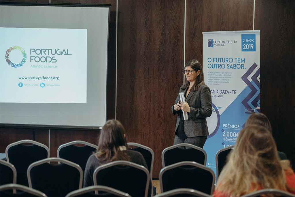 Portugal Foods Ações Sessão de divulgação do Projeto Portugal Excecional
