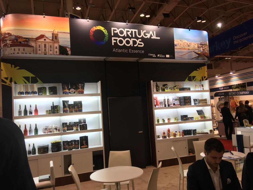 Portugal Foods Ações Feira SIAL Canadá 2019