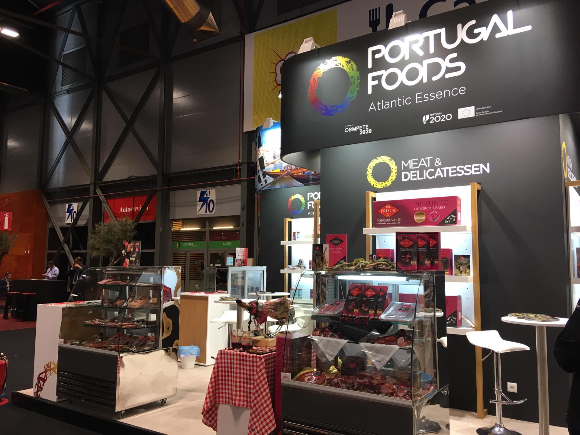 Portugal Foods Ações Feira Meat Attraction
